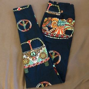 NWOT LuLaRoe Leggings Tween